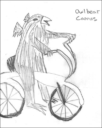 Owlbear Camus