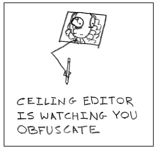 Ceiling Editor