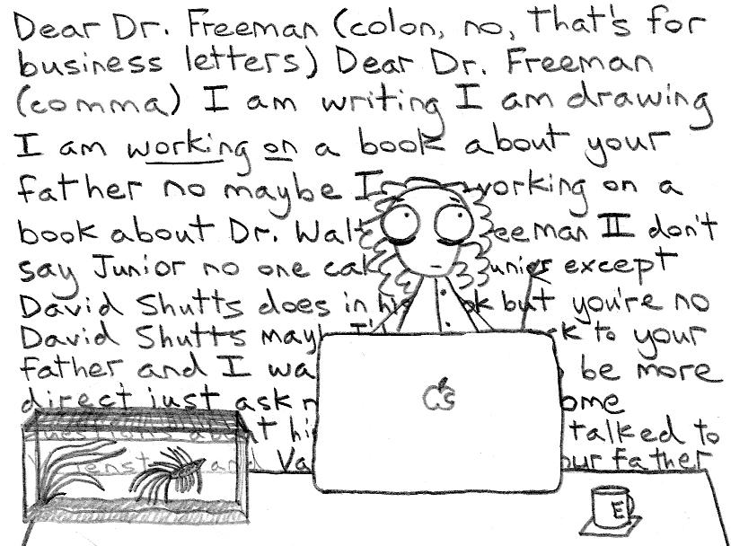 Dear Dr. Freeman