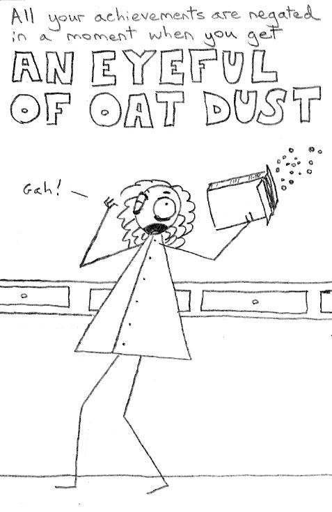 Oat Dust