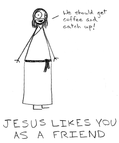 I would hang out with Jesus.